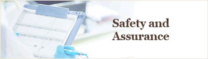 Safety and Assurance